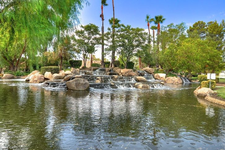 Sun Lakes Country Club  Banning, Ca  55 Places Active -4445